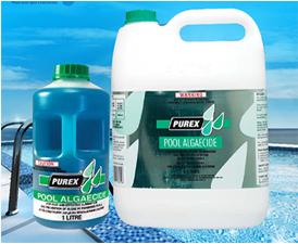 Hóa chất xử lý nước hồ bơi   (chất diệt rêu)